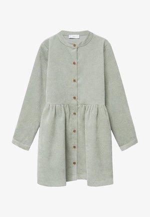 DITSY - Shirt dress - wassergrün