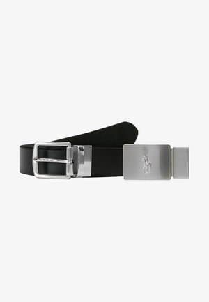 CASUAL - Riem - black/saddle