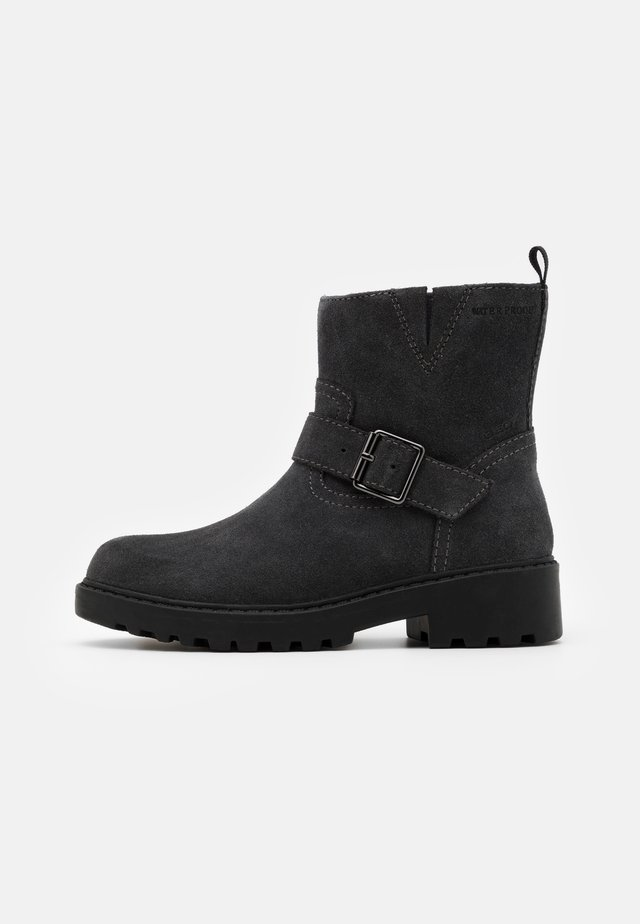 CASEY GIRL WPF - Stivaletti texani / biker - dark grey