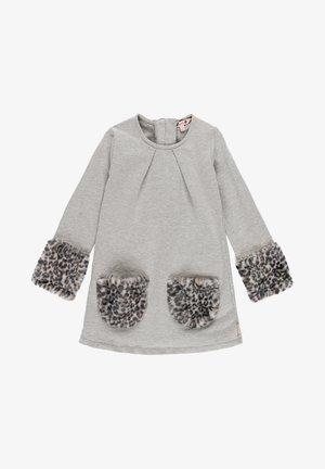 Day dress - melange grey