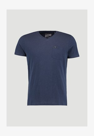 JACK'S BASE  - Basic T-shirt - ink blue