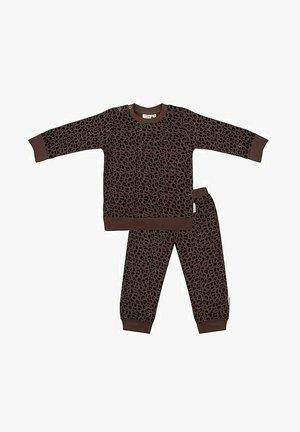 SET - Pyjama - leopard