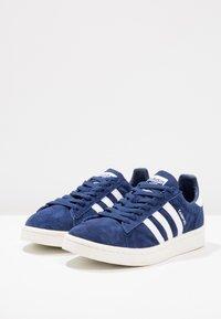 adidas Originals - CAMPUS - Trainers - dark blue/white/chalk white - 2
