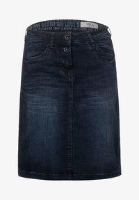 Cecil - Denim skirt - blau - 0