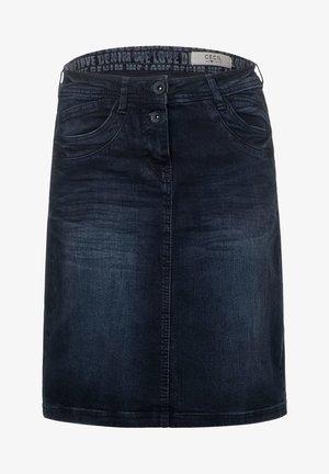 Denim skirt - blau