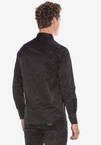 Cipo & Baxx - Formal shirt - schwarz - 2