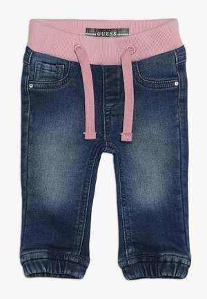 PULL ON PANTS BABY - Pantalon classique - indigo
