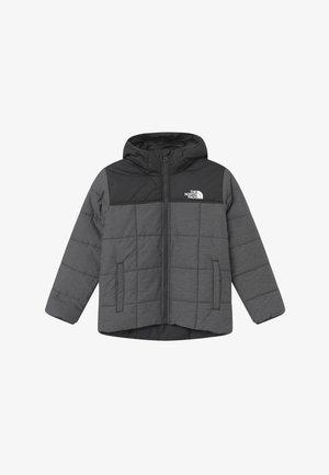 REVERSIBLE PERRITO UNISEX - Chaqueta de invierno - medium grey heather