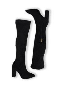 ICHI - High heeled boots - black - 1