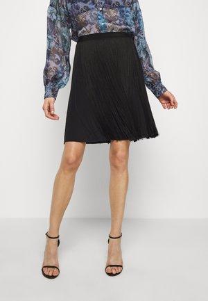 GONNA - Pouzdrová sukně - black