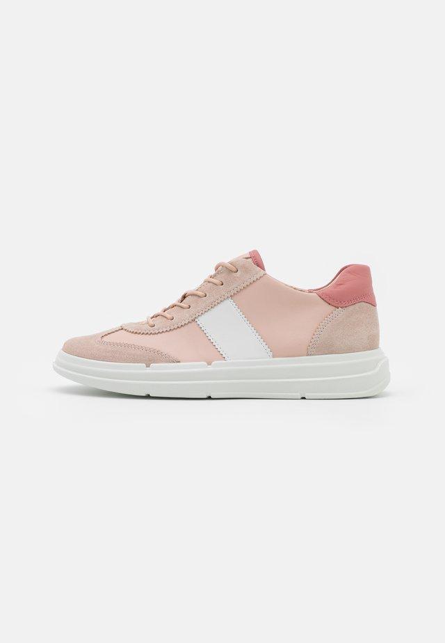 SOFT - Baskets basses - rose dust/white/damask rose