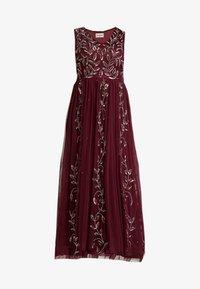 Lace & Beads Curvy - ATLANTIS MAXI - Occasion wear - burgundy - 4