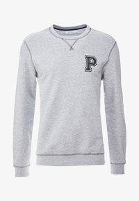 Pier One - Sweatshirt - mottled grey - 5