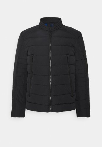 REGULAR FIT IN - Light jacket - nero