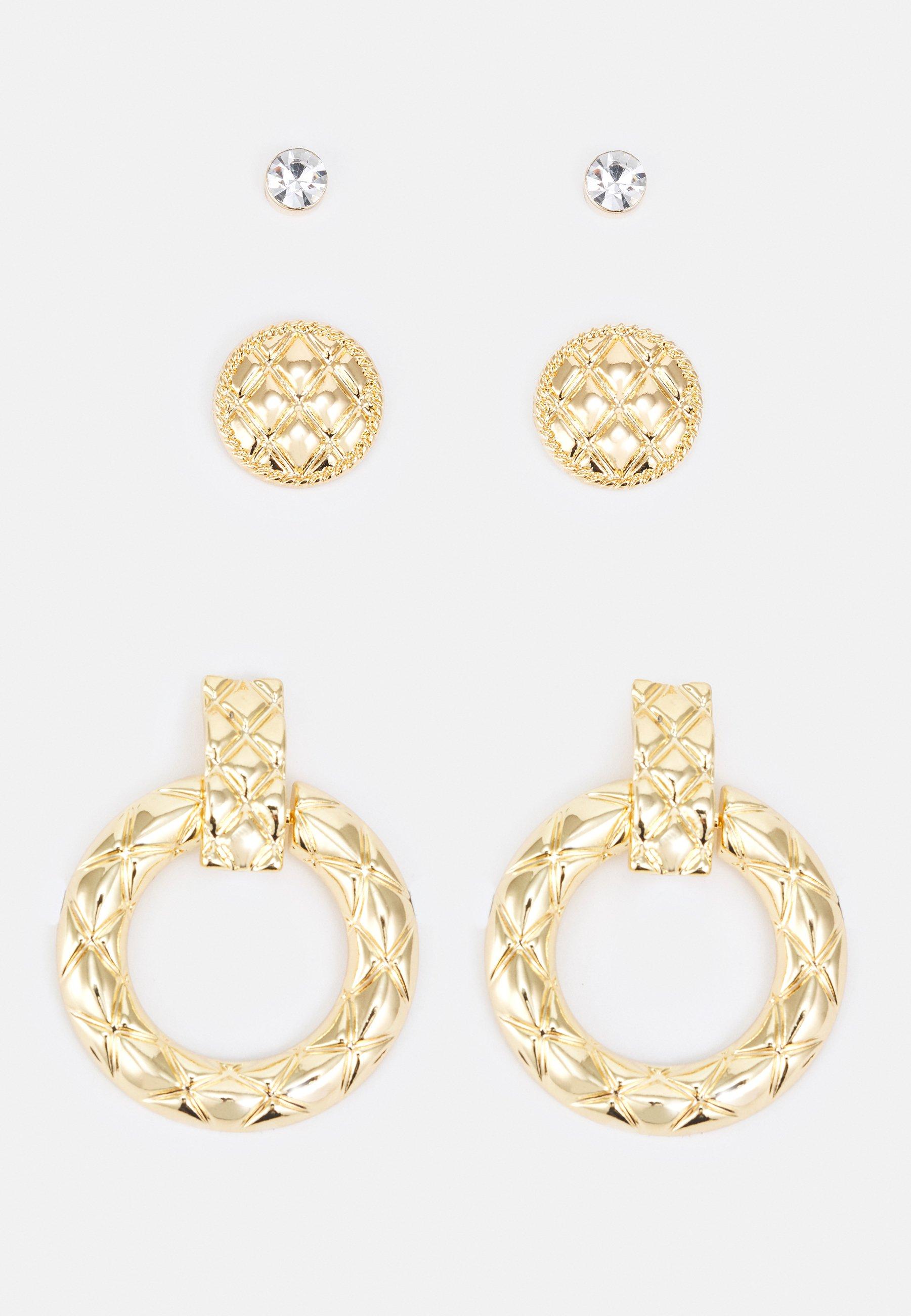 Women ONALEMA 3 PACK - Earrings