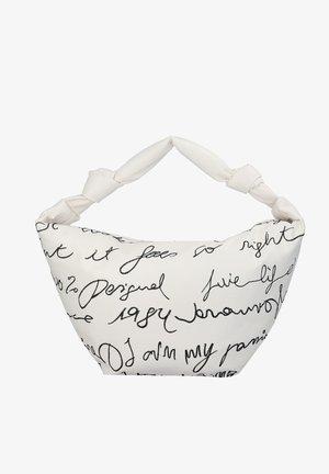 Handbag - blanco