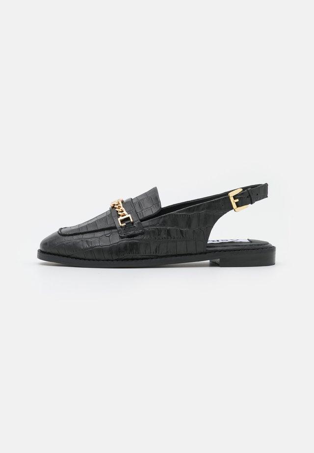 FIFI - Scarpe senza lacci - black