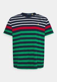 Polo Ralph Lauren Big & Tall - Print T-shirt - french navy multi - 0