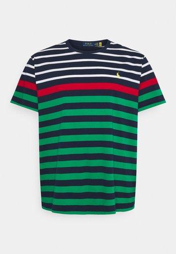 Print T-shirt - french navy multi