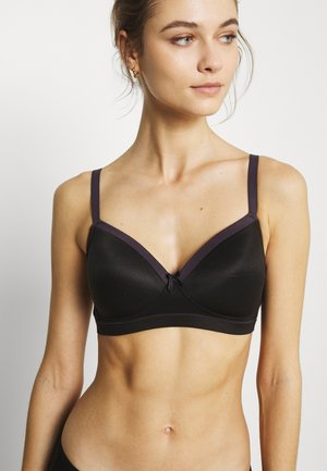 SUMPT SOFT BRA POST SURGERY - Triangle bra - black