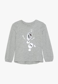 GAP - GIRL FROZEN - Longsleeve - grey heather - 0