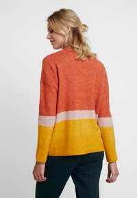 KIOMI - Jumper - orange - 2