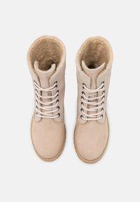 Tamaris - Winter boots - taupe - 5