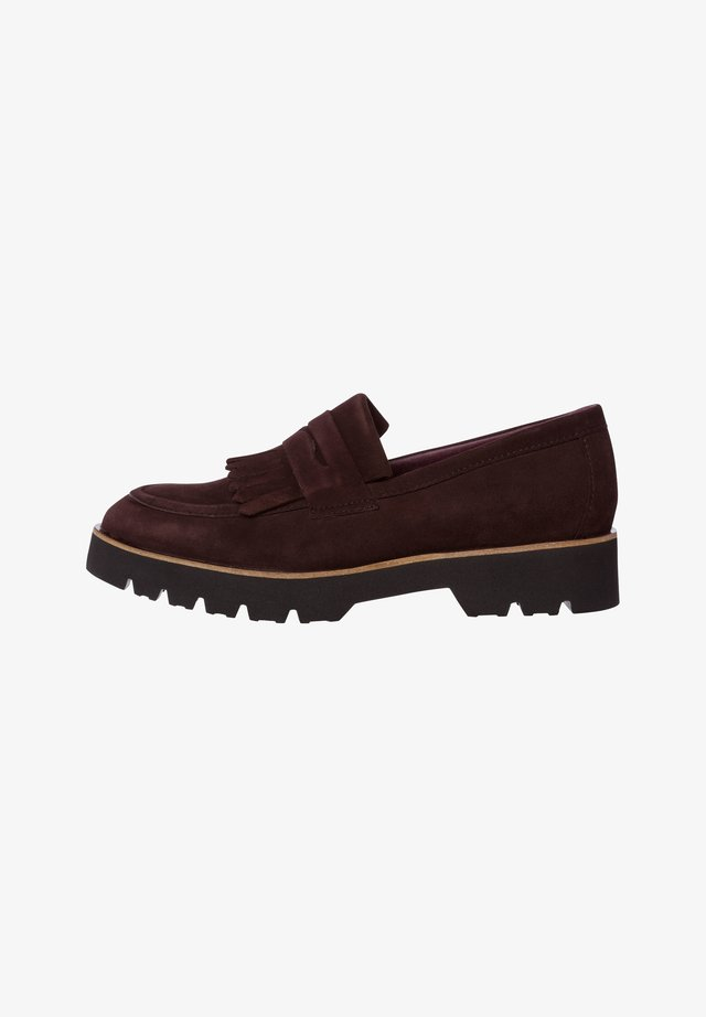 STYLE CARLA SLIPPER - Instappers - brown