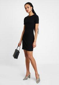 TWINTIP - Shift dress -  black - 1