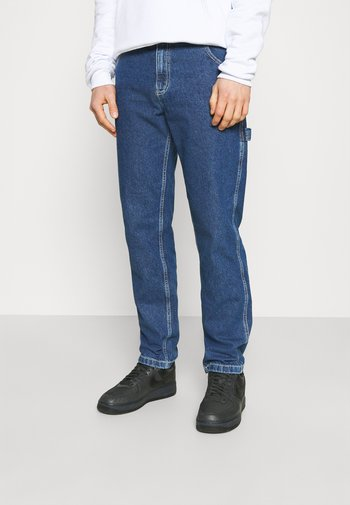 GARYVILLE - Relaxed fit jeans - classic blue
