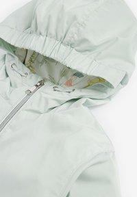 Next - Waterproof jacket - mint - 3