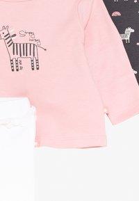 Staccato - SET - Light jacket - light pink/dark grey - 3