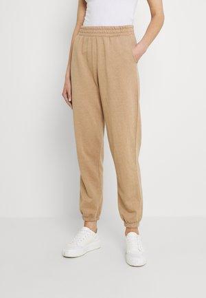 BOYFRIEND - Pantaloni sportivi - brown