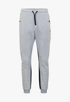 MOTO MIXED MESH - Pantaloni sportivi - grey