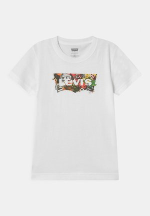 GRAPHIC  - T-shirt med print - white