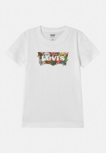 GRAPHIC  - T-shirts med print - white