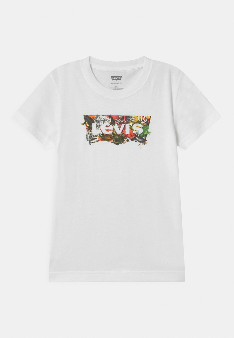 Levi's® - GRAPHIC  - Print T-shirt - white