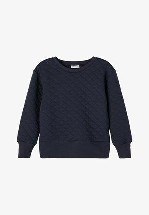 GESTEPPTES - Sweater - dark sapphire