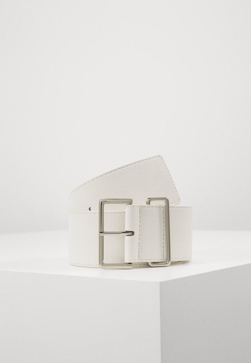 Gina Tricot - ADDISON BELT - Pásek - white