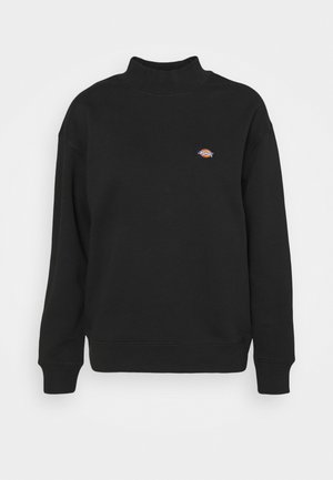 OAKPORT HIGH NECK - Sweatshirt - black