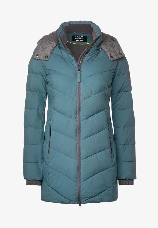 Winter coat - grün