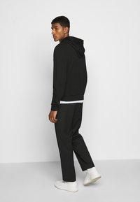 KARL LAGERFELD - HOODY - Zip-up hoodie - black - 2