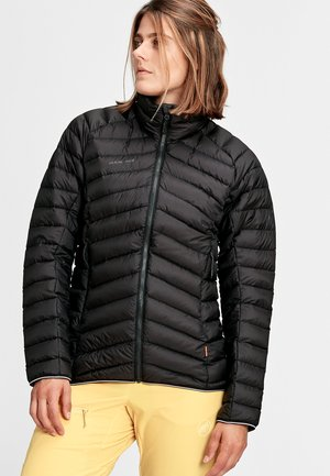 MERON LIGHT - Down jacket - black