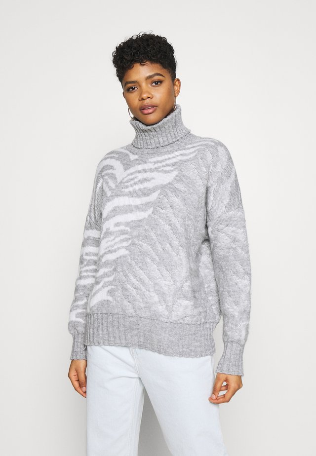 ANIMAL - Neule - grey