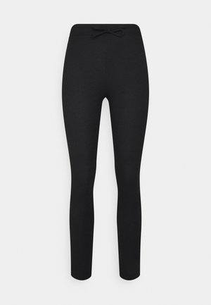 ADELE - Leggings - Trousers - black