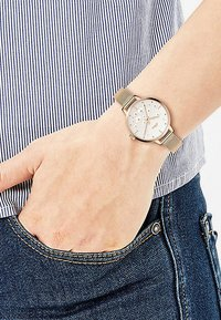 s.Oliver - Watch - rose gold-coloured - 0