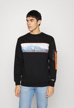 COPERTINA - Sweatshirt - black