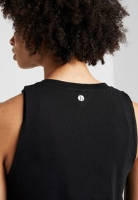 Cotton On Body - ACTIVE CURVE HEM TANK - Top - black - 4