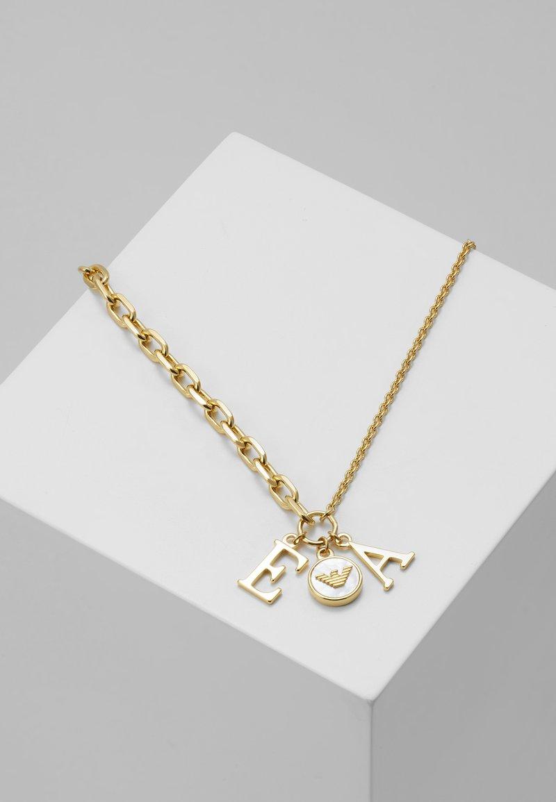 Emporio Armani - Ketting - gold-coloured