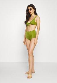 Monki - VANESSA SET - Bikinit - green - 1